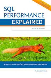 markus winand sql performance explained book