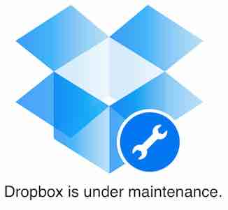 dropbox outage dec 2015